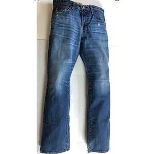 PROTEGE AG ADRIANO GOLDSCHMIED STRAIGHT LEG JEANS